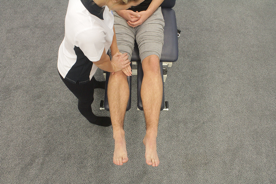 Anterior compartment syndrome | Above ankle | Biomechanical